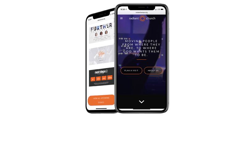 Best Church Website Company
